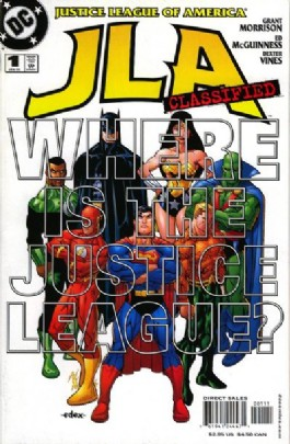 Jla Classified #1