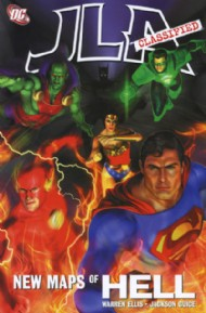 Jla Classified: New Maps of Hell 2006