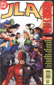 Jla Secret Files and Origins 2004 2004