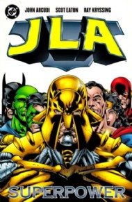 Jla Superpower 1999