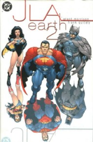 Jla: Earth 2 2000