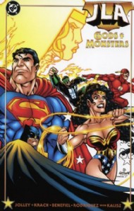 Jla: Gods and Monsters 2001