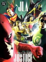 Jla: Liberty and Justice 2003