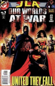 Jla: Our Worlds at War 2001 #1