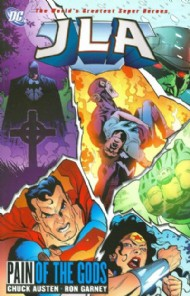 Jla: Pain of the Gods 2005
