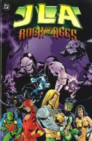 Jla: Rock of Ages 1997