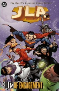 Jla: Rules of Engagement 2004