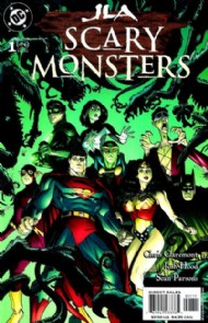 Jla: Scary Monsters 2003 #1