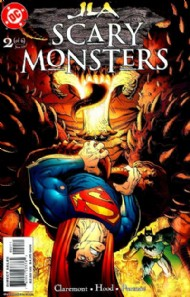 Jla: Scary Monsters 2003 #2