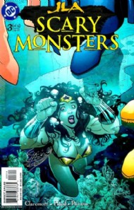 Jla: Scary Monsters 2003 #3