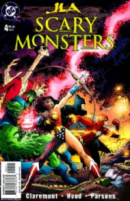 Jla: Scary Monsters 2003 #4