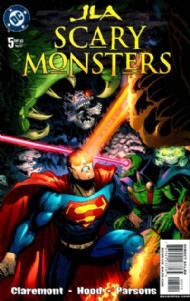 Jla: Scary Monsters 2003 #5