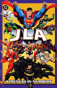 Jla: Strength in Numbers 1998