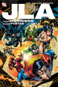 Jla: the Deluxe Edition 2008 #1