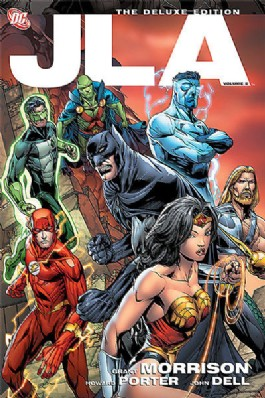 Jla: the Deluxe Edition #2
