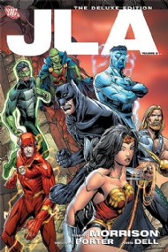 Jla: the Deluxe Edition 2008 #2