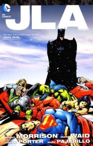 Jla: the Deluxe Edition 2008 #4