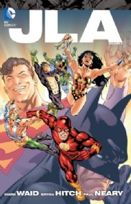Jla: the Deluxe Edition 2008 #5