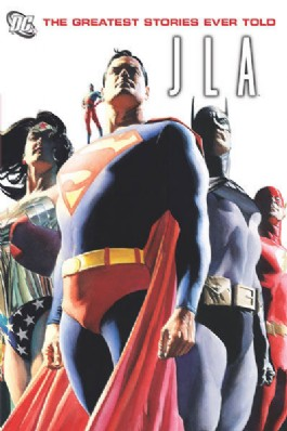 Jla: the Greatest Stories Ever Told