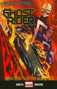 All-New Ghost Rider: Engines of Vengeance 2014 #0