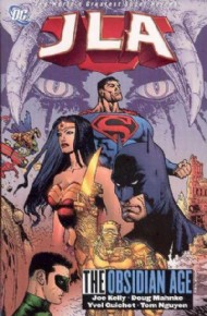 Jla: the Obsidian Age Book One 2003 #1