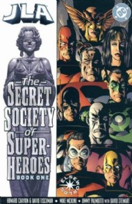 Jla: the Secret Society of Super-Heroes 2000 #1