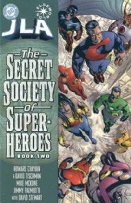 Jla: the Secret Society of Super-Heroes 2000 #2