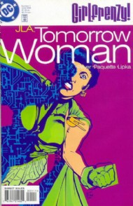 Jla: Tomorrow Woman 1998 #1