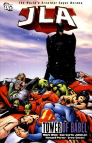 Jla: Tower of Babel 2001