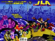Jla: World Without Grown-Ups 1998 #1