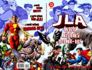 Jla: World Without Grown-Ups 1998 #2