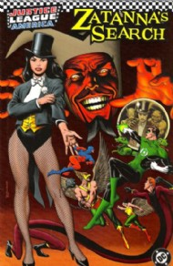 Jla: Zatanna's Search 2004
