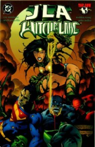 Jla/Witchblade 2000