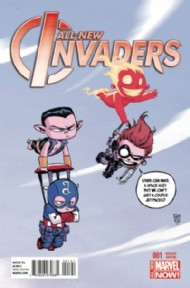 All-New Invaders 2014 - 2015 #1