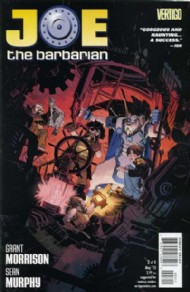Joe the Barbarian 2010 #3