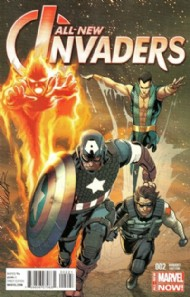All-New Invaders 2014 - 2015 #2