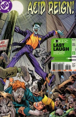 Joker: Last Laugh #5