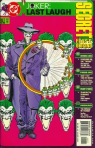 Joker: Last Laugh Secret Files and Origins 2001 #1
