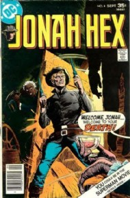 Jonah Hex (1st Series) 1977 - 1985 #4
