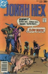 Jonah Hex (1st Series) 1977 - 1985 #9
