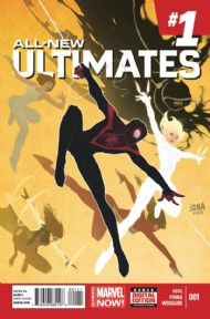 All-New Ultimates 2014 #1