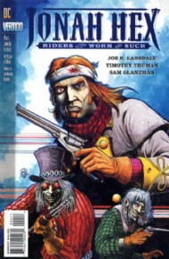 Jonah Hex: Riders of the Worm and Such 1995 #4