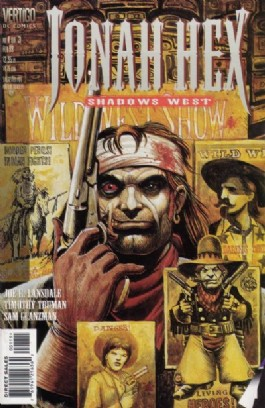 Jonah Hex: Shadows West #1