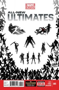 All-New Ultimates 2014 #5
