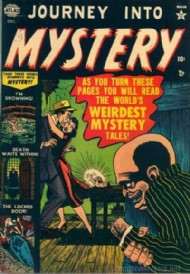 Journey Into Mystery (1st Series) 1952 - 2013 #4