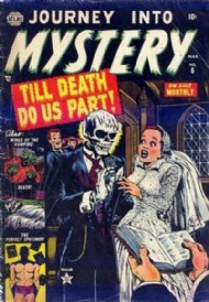 Journey Into Mystery (1st Series) 1952 - 2013 #6