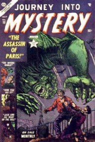 Journey Into Mystery (1st Series) 1952 - 2013 #10