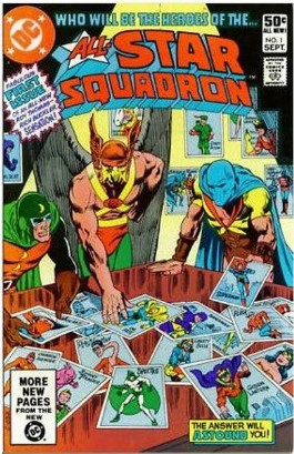 All-Star Squadron #1
