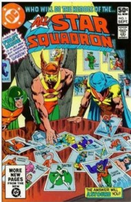 All-Star Squadron 1981 - 1987 #1