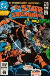 All-Star Squadron 1981 - 1987 #3